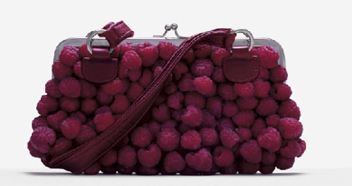Fulvio Bonavia Raspberry Purse