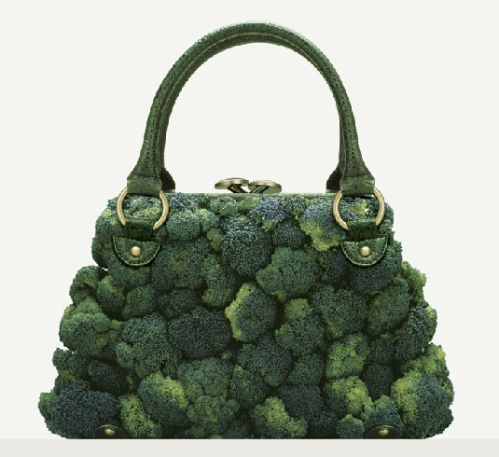 Fulvio Bonavia broccoli purse