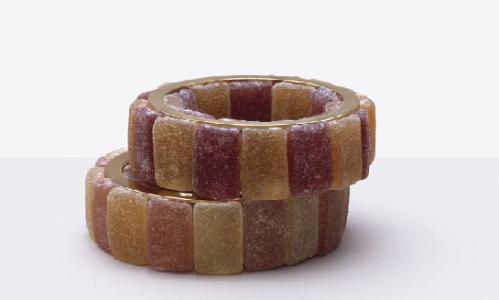 Fulvio Bonavia candy bracelet