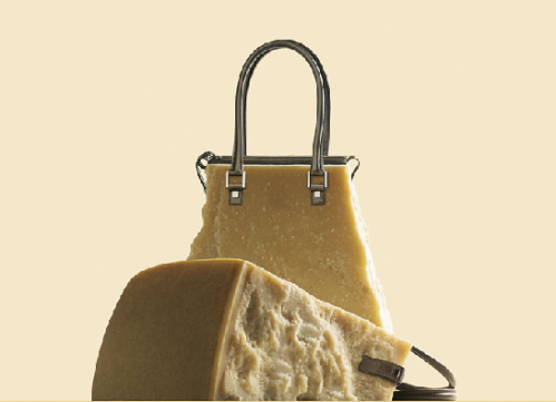 Fulvio Bonavia cheese purse