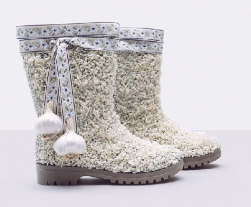 Fulvio Bonavia rice rain boots