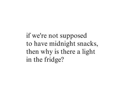 light in fridge image