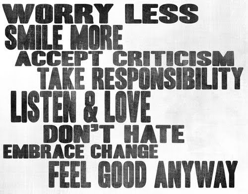 worry less image