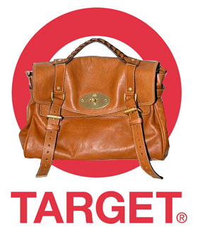 Mulberry for Target Bag