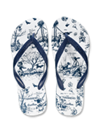 Havaianas It's Toile About You