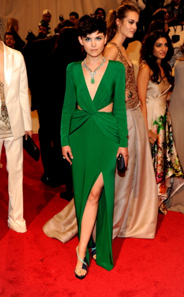 Ginnifer Goodwin Met Gala 2011