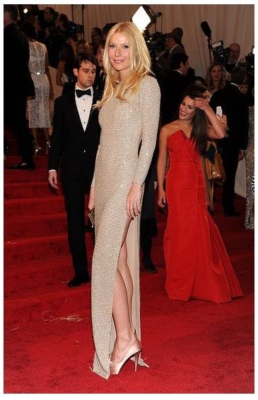 Gwyneth Paltrow Met Gala 2011