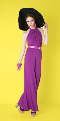 Alice + Olivia Resort 2012, Maxi Dress