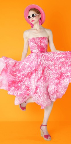 Alice + Olivia Resort 2012